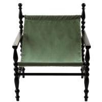 Кресло Seletti Heritage зеленого цвета, фото