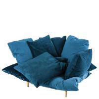 Кресло Seletti Comfy бирюзового цвета, фото