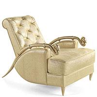 Кресло Roberto Cavalli Home Snake Armchair с подлокотниками в виде змей, фото