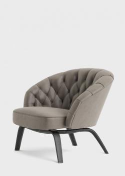 Кресло Мinotti Winston серого цвета, фото