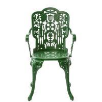 Стул Seletti Industry collection зеленого цвета, фото