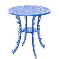 Стол Seletti Industry Collection в синем цвете, фото
