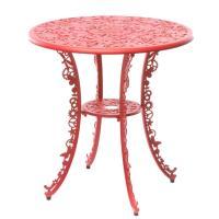 Стол Seletti Industry Collection в красном цвете, фото