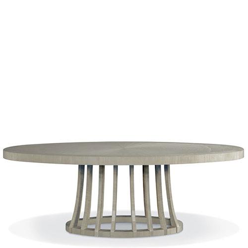 Обеденный стол Matsuoka из дерева, фото