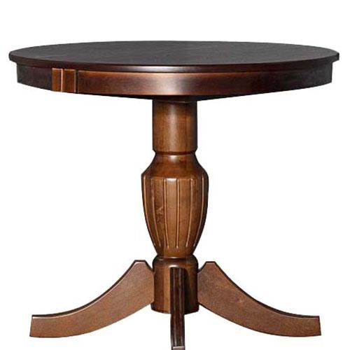 Стол PRESTOL Бланка обеденный раскладной круглый, фото