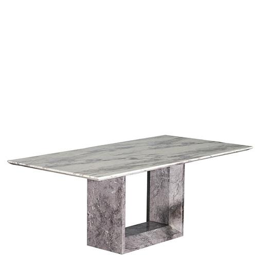 Стол PRESTOL Exclusive Монблан с корпусом из мрамора, фото