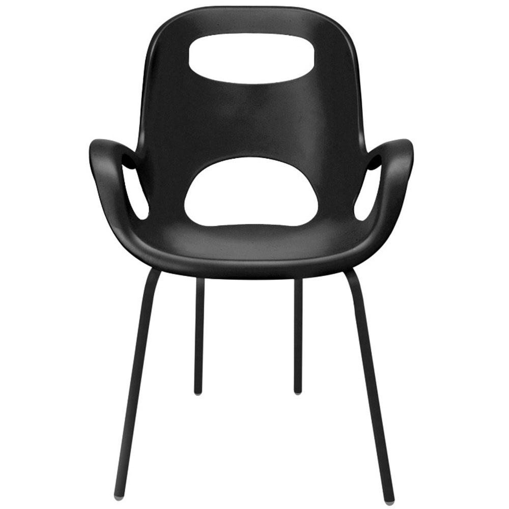 Матовый пластиковый стул Umbra Oh Chair