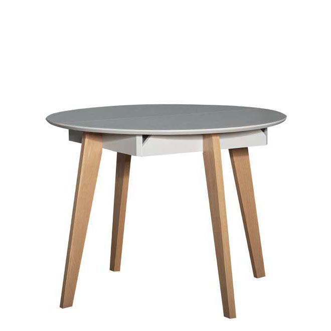 Раскладной стол PRESTOL Smart Марс из массива дерева