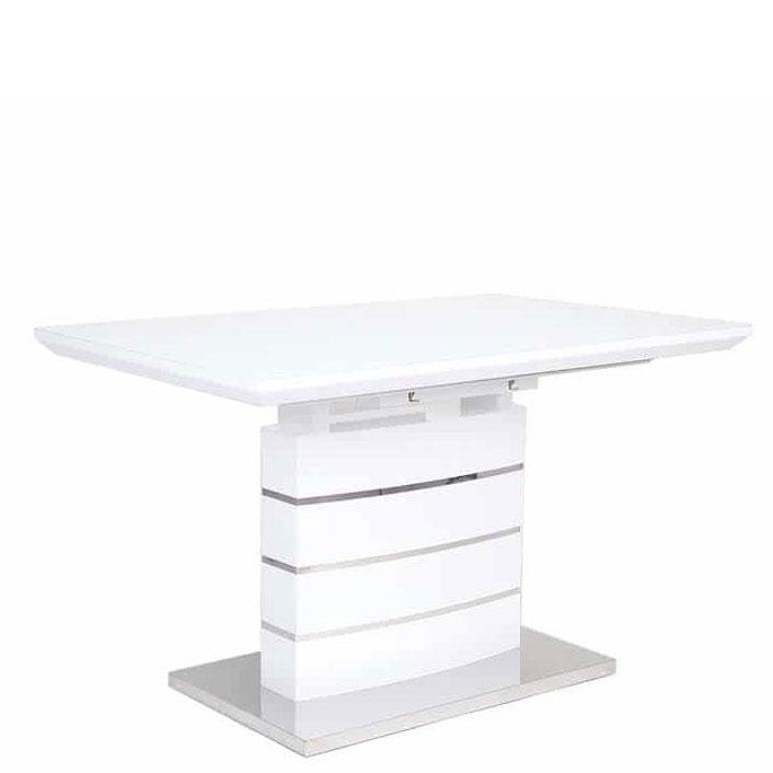 Раскладной стол PRESTOL Trend Скайлайн белого цвета