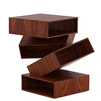 Стол Porro Balancing Boxes деревянный, фото