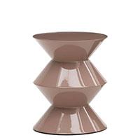 Стол кофейный Мinotti Cesar коричневого цвета, фото