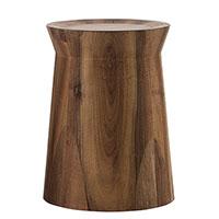 Кофейный стол Poliform Dama в коричневом цвете, фото