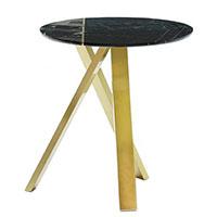 Кофейный стол Borzalino Meridian с круглой столешницей, фото