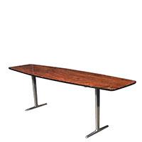 Стол кофейный Мinotti Wilson коричневого цвета, фото