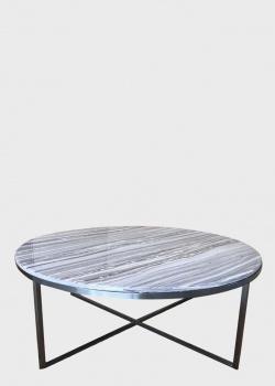 Кофейный стол PRESTOL Оникс с мраморной столешницей, фото
