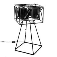 Напольный светильник Seletti Multilamp на 4 лампочки, фото