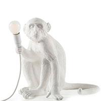 Настольный светильник Seletti Monkey Lamp, фото