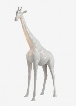 Напольный держатель люстры Qeeboo Giraffe in love высотой 2,5м, фото