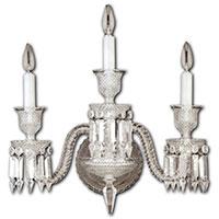 Настенный светильник Baccarat Zenit из хрусталя, фото