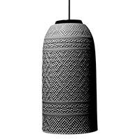 Подвесной светильник Ceramika Design Slavyanskiy kod серого цвета, фото
