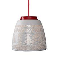 Настенный светильник Ceramika Design Slavyanskiy kod белого цвета, фото