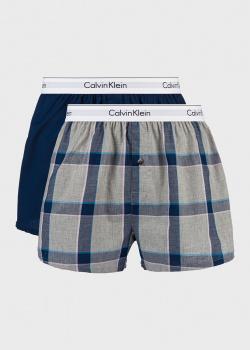 Набор боксеров Calvin Klein из хлопка 2шт, фото