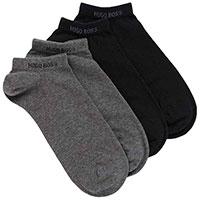 Темные носки Hugo Boss из эластичной ткани, фото