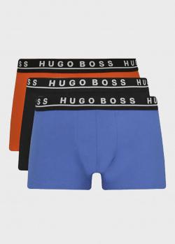 Набор боксеров Hugo Boss с логотипом, фото