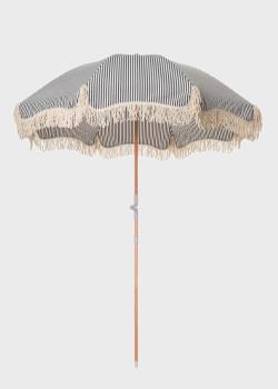 Пляжный зонтик Business & Pleasure Co. LLC 180х230см в полоску , фото