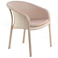 Кресло Pradex Блюз бежевого цвета, фото