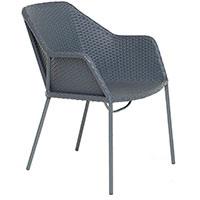 Кресло Pradex Бриз аквамаринового цвета, фото