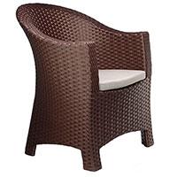 Кресло Pradex Комфорт коричневого цвета, фото
