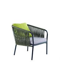 Кресло Pradex Твист синего цвета, фото