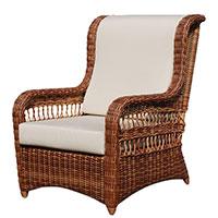 Кресло Skyline Design Ebony в коричневом цвете, фото