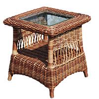 Столик приставной Skyline Design Ebony коричневый, фото