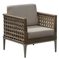 Кресло Skyline Design Heart ручного плетения, фото