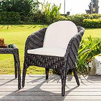Кресло обеденное Skyline Design Celeste ручного плетения, фото
