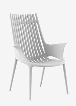 Кресло Vondom Ibiza с высокой спинкой , фото