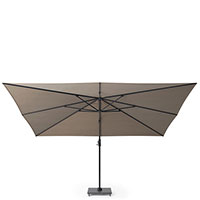 Большой садовый зонт Platinum Challenger T1 с поворотом на 360°, фото