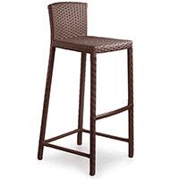 Барный стул Pradex коричневого цвета, фото
