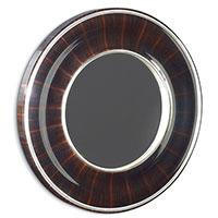 Настенное зеркало Matsuoka в деревянной раме, фото