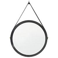 Настенное зеркало JNL Odeillo круглой формы, фото