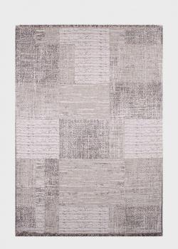 Серый ковер SL Carpet Gazebo фактурного плетения (улица, дом) 160х230см, фото