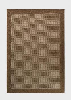 Коричневый ковер SL Carpet Cord с кантом (улица, дом) 200х300см, фото