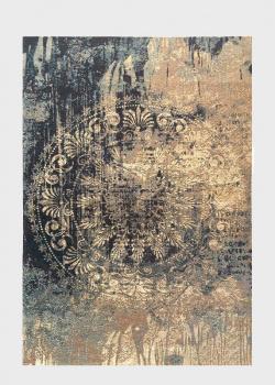 Гобеленовый ковер SL Carpet Modern Kilim для дома с рисунком 160х230см, фото