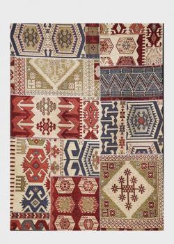 Ковер для дома SL Carpet Modern Kilim с этническим рисунком 133х190см, фото