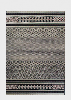 Ковер SL Carpet Afrika серого цвета (улица, дом) 133х190см, фото