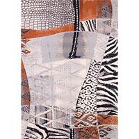 Ковер SL Carpet Africa с абстрактным принтом 160x230см, фото