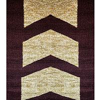 Шерстяной ковер Ґушка квадратной формы 220х215см, фото