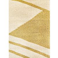 Вязаный ковер Ґушка из шерсти 118х185см, фото
